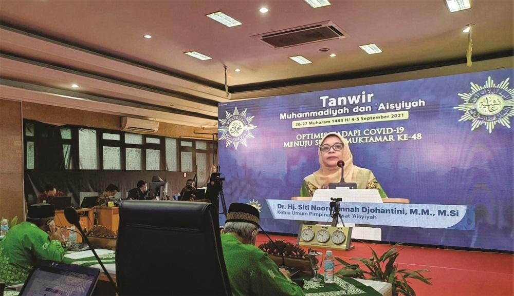 Tanwir Bersama Aisyiyah Muhammadiyah
